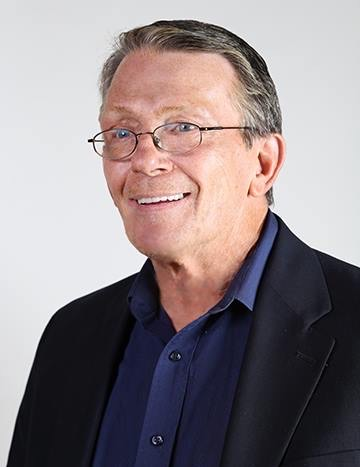 Picture of Donald, the dad of the duo from you and me together